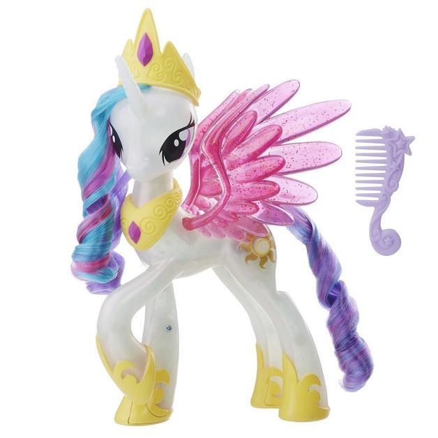My Little Pony: The Movie - Glitter & Glow Princess Celestia