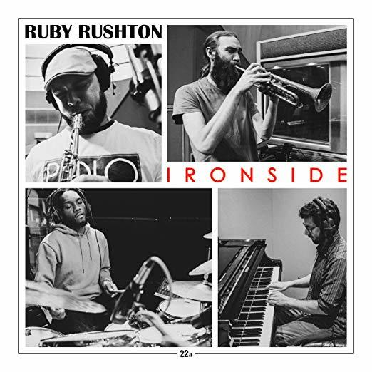 Ironside by Ruby Rushton
