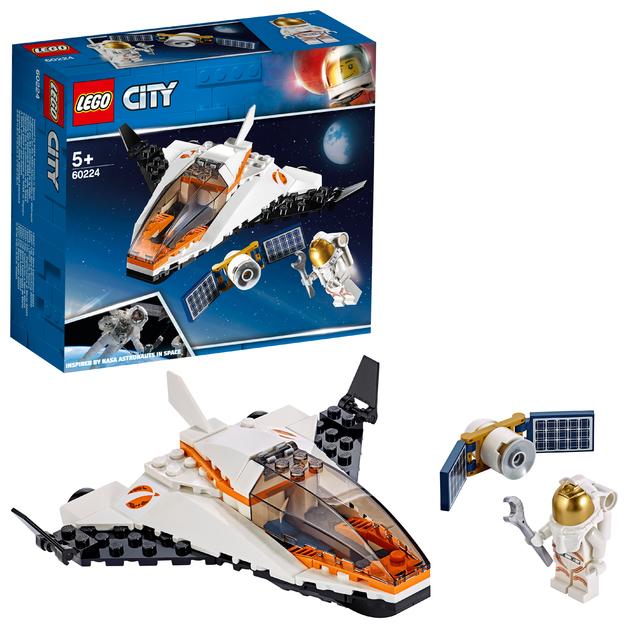 LEGO City: Satellite Service Mission - (60224)