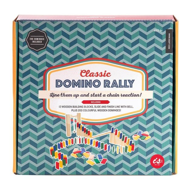 IS Gift: Classic Games - Domino Rally