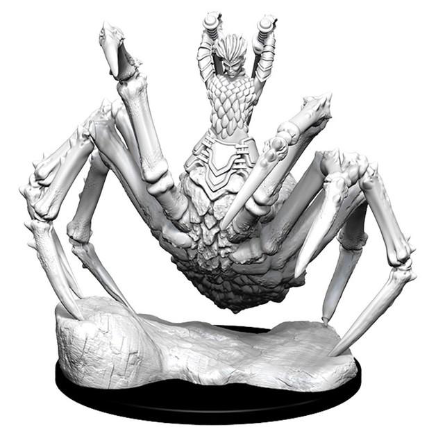 D&D Nolzur's Marvelous: Unpainted Miniatures - Drider