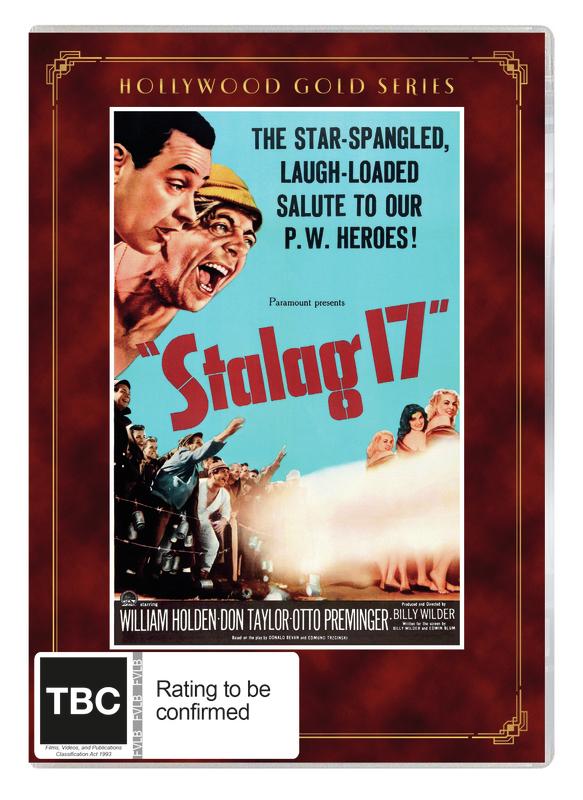 Stalag 17 on DVD