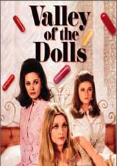 Valley Of The Dolls on DVD