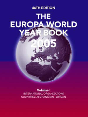 The Europa World Year Book by Europa