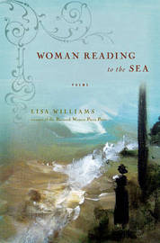 Woman Reading to the Sea by Lisa Williams image