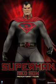 Superman – Red Son Premium Format Figure