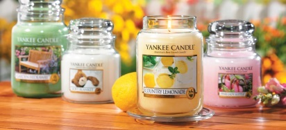 20% OFF Yankee Candles