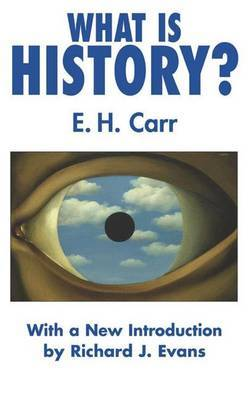 What is History? by Edward Hallett Carr image