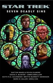 Star Trek: Seven Deadly Sins by Marco Palmieri image