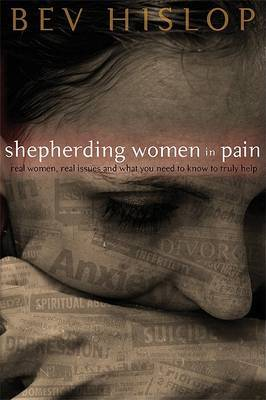 Shepherding Women in Pain by Beverly Hislop image