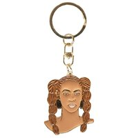 Famous Flames Keyring - Queen-B image