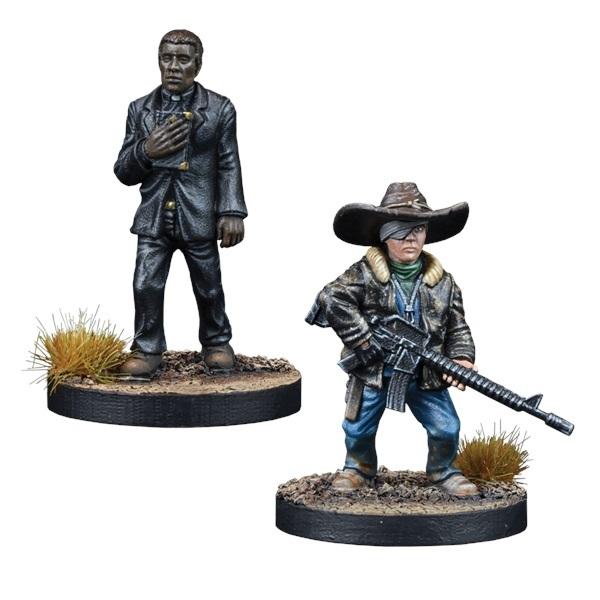 The Walking Dead: Father Gabriel Booster