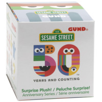 Sesame Street: 50th Anniversary Plush - Series 2 (Blind Box)