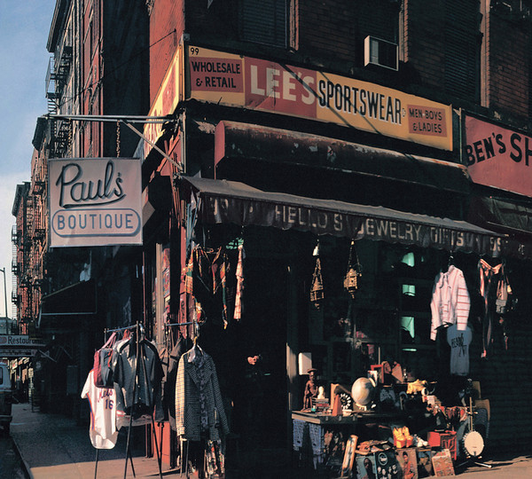 Paul's Boutique 30th Anniversary (2LP) by The Beastie Boys image