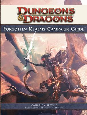 Forgotten Realms Campaign Guide by Bruce R. Cordell image