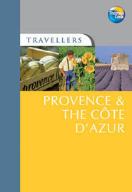 Provence and the Cote D'Azur by Roger Thomas (National Centre for Social Research, London) image
