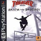 Thrasher Skate and Destroy for