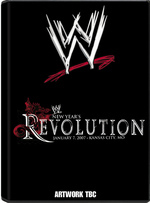 WWE - New Year's Revolution 2007 on DVD