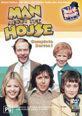 Man About The House Series One on DVD