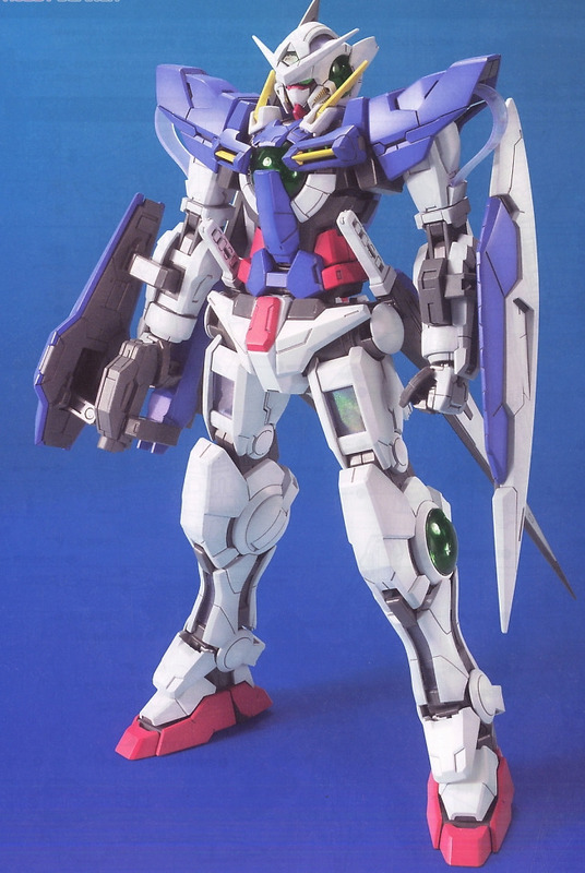 MG Gundam Exia 1:100 Model Kit