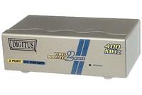 Digitus Video Splitter 400MHz - 2 Way image