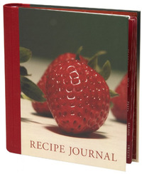 Recipe Journal: Strawberry (Small) by New Holland Publishers image