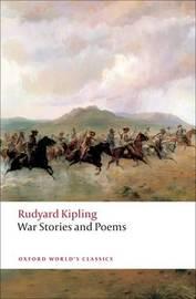 War Stories and Poems by Rudyard Kipling image