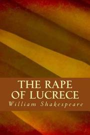 The Rape of Lucrece by William Shakespeare image