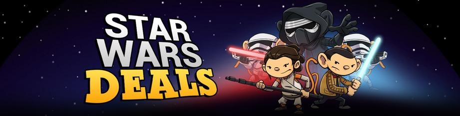 Star Wars specials