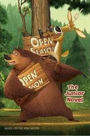 Open Season: The Junior Novel by Judy Katschke image