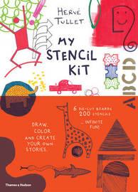 My Stencil Kit by Herve Tullet