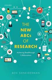 The New ABCs of Research by Ben Shneiderman