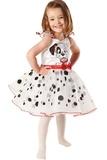 Disney: 101 Dalmatians Costume Dress - (Toddler)