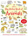 Big Sticker Book of Animals by Sam Taplin