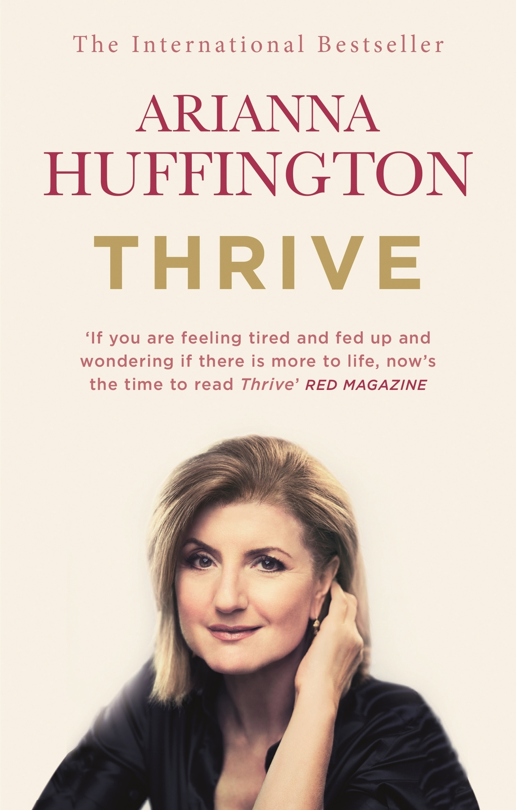 Thrive by Arianna Huffington image