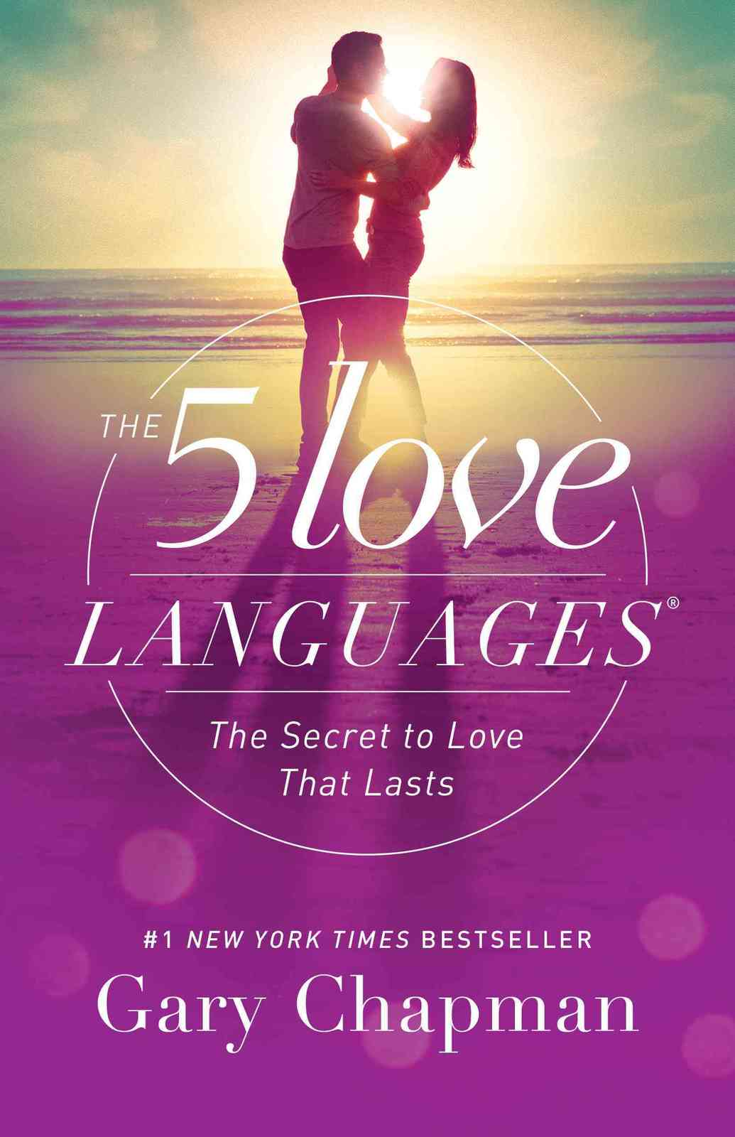 Five Love Languages Revised Edition by Gary Chapman image