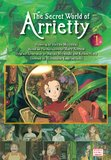 The Secret World of Arrietty (Film Comic), Vol. 1 by Hiromasa Yonebayashi