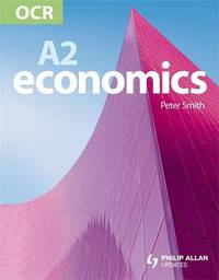OCR A2 Economics by Paul Smith image