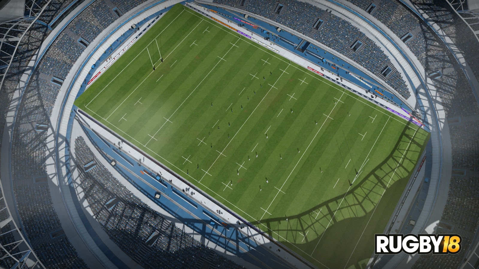 Rugby 18 for Xbox One image