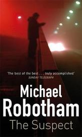 The Suspect by Michael Robotham image