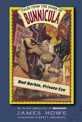 Bud Barkin, Private Eye image