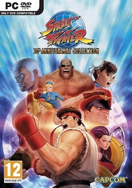 Street Fighter 30th Anniversary Collection for PC