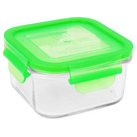 Glass Meal Cube - Pea (850ml)