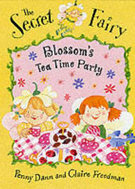 Blossom's Teatime Party Book by Claire Freedman image