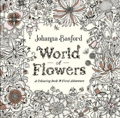 World of Flowers by Johanna Basford image