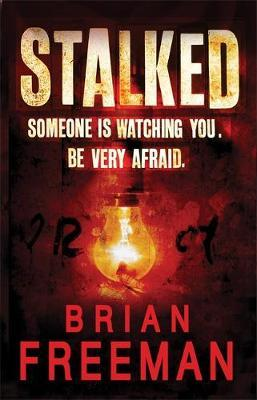 Stalked (Jonathan Stride Book 3) by Brian Freeman image