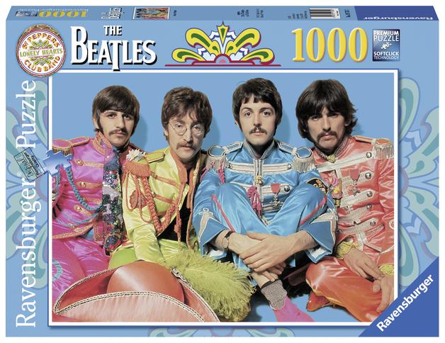 Ravensburger: 1,000 Piece Puzzle - Beatles Sergeant Pepper