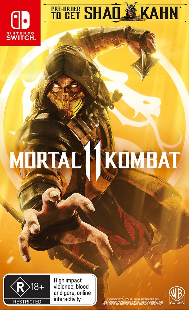 Mortal Kombat 11 for Switch image