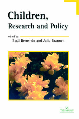 Children, Research And Policy image