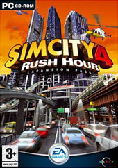 Sim City 4: Rush Hour for PC Games